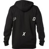 Fox District 1 Hoodie Herrer sort